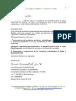 Carta abierta de FUCEB señalando errores de la Corte Constitucional en la Sentencia SU096/18, sobre el aborto