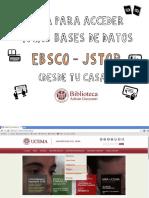 acceso a bases de datos