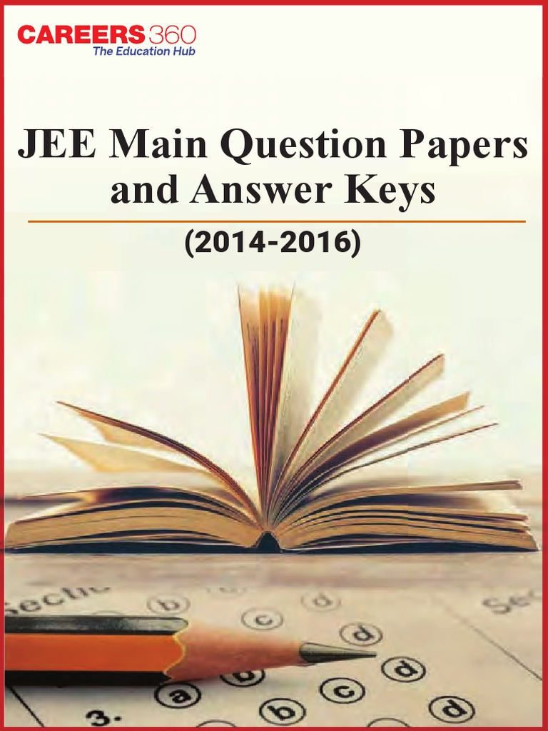 JEE_Main_Question_Papers_Answer_keys.pdf | Modulation ...