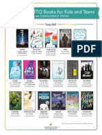 Standout LGBTQ Books for Kids and Teens from Candlewick Press