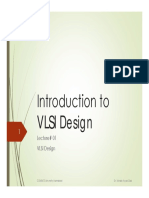 VLSI Lecture01 20190206 Introduction to VLSI Design