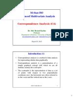 M Stat 503 02 Multivariate Regression MRK 2018028