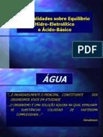 Agua Biofisica Aula 2a e 2b