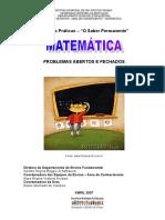 Coletânea de Problemas de Matematica - Fechados e Abertos