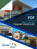 Net Lease Tenant Profiles