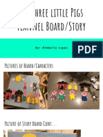 flannel board and story 2