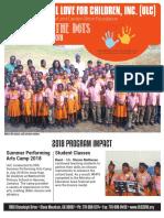 ULC Spring 2019 Newsletter
