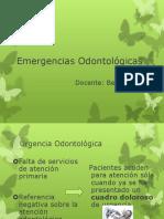 2. URGENCIAS ODONTOLOGICAS