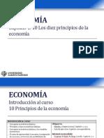 1. Los Diez Principios de La Economía