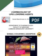 Lipid Lowering Agents
