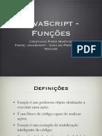 JavaScript - aula 04 - Funções.pdf
