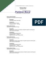 Panimun-Bioral