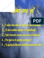 09-Cómo Encontrar Quien Soy Yo Mismo.