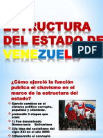 La Estructura Del Estado Venezolano (4)