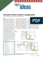Design Ideas (Current Surge Measure Ed Altro )