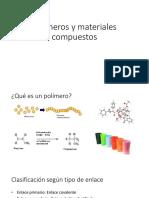 Polímeros y Materiales Compuestos