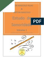 Vol. 1 - Estudo de Sonoridade. Nilson Mascolo & Cinthia Mascolo -07 Março2019