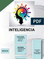 INTELIGENCIA 3 Profe Nico Quiñones