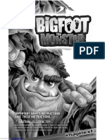 Bigfoot the Monster