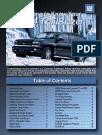 Manual Trailblazer Ingles 2004