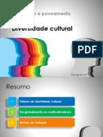 7 Diversidade Cultural