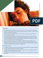 Desordenes Del Sueño y Embarazo