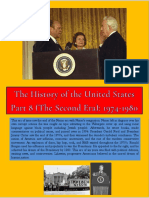 The History of the United States Part 8 (The Second Era)