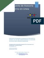 Propuesta Asesoría Gobierno en Linea Pivijay