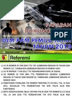 Pengamanan Pemilu-2019 TNI