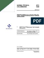 NTC 1848_para la calibracion de pesas.pdf