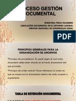 Proceso Gestión Documental