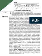 Alexander - Analista Suporte Tecnico - Curriculo 2019