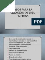 PASOS PARA LA CREACIÓN DE UNA EMPRESA.pptx