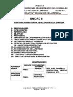 UNIDAD II AUDITORIA ADMI.DOC