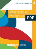 Forgep_elaboracao de Projeto