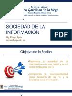 PPT - Sociedad de La Información