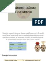 Síndrome cráneo hipertensivo -