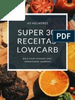 30 RECEITAS LOWCARB - PROMOCAO [DIETA DE 17 DIAS].pdf