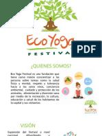 Presentación Eco Yoga Fest