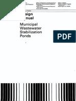 Design Manual - Municipal Waste water stab Manual.pdf