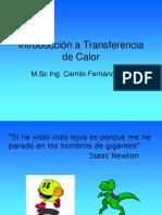 Introducción a Transferencia de CalorUSB