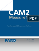 What is New in Cam2 Measure