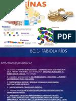 Proteinas - Modulo 3
