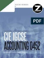 Cie Igcse Accounting 0452 v1 Znotes (1)