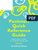 Postman Quick Reference Guide