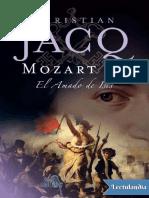 Mozart, El Amado de Isis - Christian Jacq.pdf