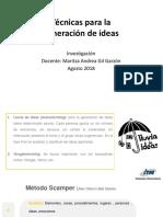 3 Tecnicas para generacion de la idea.pdf