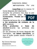Recomendacion PRP