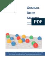 Gumball Drum Machine Guide (Sample)