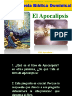 Apocalipsis - Leccion 1